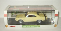 Додж Dodge Dart GTS 1968 Highway 61 1:43 43007
