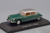 Ситроен Citroen DS21 Pallas 1967 Norev 1:43 157008