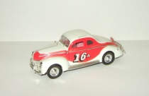 Форд Ford Coupe Buck Baker 1940 Team Caliber 1:43