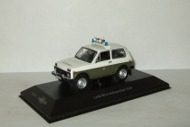 Ваз 2121 Нива Niva Lada 4х4 Volkspolizei Police DDR IST Cars & Co 1:43 CCC040