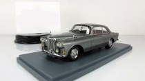Бентли Bentley III Continental Park Ward Pewter FHC 1964 Neo 1:43 NEO44160