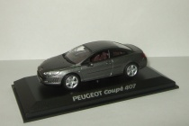 Пежо Peugeot 407 Coupe 2006 Norev 1:43 474774