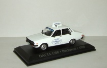 Dacia 1300 (копия Рено Renault 12) Taxi Bucharest 1980 Такси Румыния Altaya 1:43