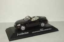 Лексус Lexus SC430 Черный J-Collection 1:43 JC014