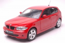 БМВ BMW 1 series 120 E87 2005 Kyosho 1:18