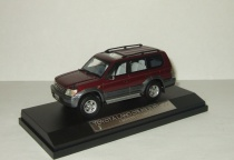 Тойота Toyota Land Cruiser Prado TZ 1996 Red Hi-Story 1:43 HS054RE