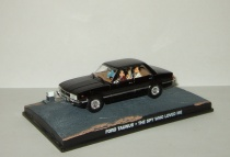 "Форд Ford Taunus 1979 + фигурки серия Джеймс Бонд ""The Spy Who loved me"" Universal Hobbies 1:43"