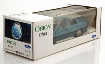 Форд Ford Escort Orion MK 2 Ghia 1990 Седан Schabak 1:24 Раритет