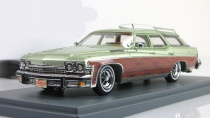 Бьюик Buick le Sabre 4-door station Green Metallic 1974 Neo 1:43 NEO44625