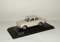 Фольксваген Volkswagen VW 1600 Notchback 1966 Minichamps 1:43 430055300