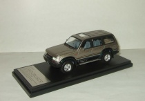 Тойота Toyota LAND CRUISER 80 Turbo 4WD VX-LTD M-Package 1994 Hi Story 1:43 HS124SP1