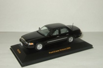 Форд Ford Crown Victoria 2000 Черный IXO 1:43