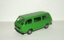 Фольксваген VW Volkswagen Transporter T3 Bus Caravelle 1984 Schabak 1:43 Made in Germany 1990-е
