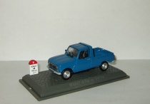 Рено Renault 4L Pick-Up 1979 Пикап Universal Hobbies 1:43