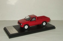 Ниссан Датсун Nissan DATSUN Truck Long Body AD 1985 Red Пикап Hi Story 1:43