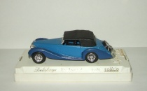 Delahaye 135 M Figoni Falaschi 1939 Solido 1:43 Made in France