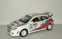 Форд Ford Focus 1 1998 Bburago Made in Italy 1:24