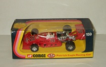 Формула Formula Patrick Eagle Indianapolis Racing Car Corgi 1:36