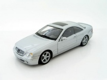 Мерседес Бенц Mercedes Benz CL 500 C215 Lorinser Version Autoart 1:18 70121 Выпуск прекращен