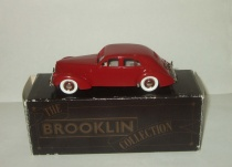 Hupp Hupmobile Model Skylark Custom Touring Sedan 1941 Brooklin 1:43
