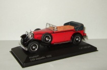 Майбах Maybach DS 8 Zeppelin 1930 Whitebox 1:43