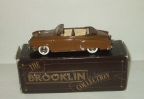 Studebaker Commander Convertible 1952 Brooklin 1:43