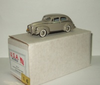 Форд Ford Two door Sedan Folkstone Gray 1940 USA Models 1:43 Limit USA 11