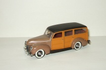 Форд Ford Deluxe Woody 1940 Minichamps 1:43