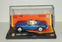 MG B 1967 New Ray 1:43 48779 Ранний