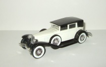 Cord L 29 1930 Solido 1:43 Made in France Ранний