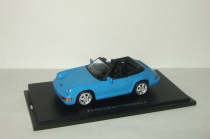 Порше Porsche 911 Carrera 4 Universal Hobbies 1:43