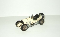 Мерседес Бенц Mercedes Benz 140 hp Grand Prix 1908 Matchbox Models of Yesteryear 1:50 Made in England 1980-е Раритет