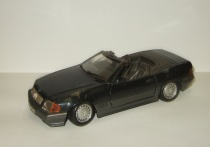 Мерседес Бенц Mercedes Benz 500 SL W129 1989 Maisto Made in Thailand 1990-е 1:24