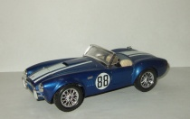 AC Cobra 427 1962 Bburago Made in Italy 1:24
