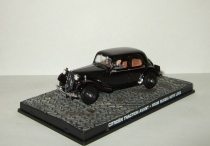 "Ситроен Citroen Traction Avant + фигурки серия Джеймс Бонд Агент 007 ""From Russia with Love"" Universal Hobbies 1:43"