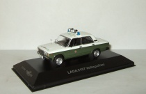 Ваз 2107 Жигули Lada Volkspolizei DDR Police IST Cars & Co 1:43 CCC060