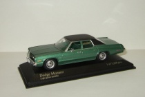 Додж Dodge Monaco 1974 Minichamps 1:43 400144771