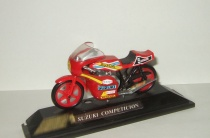 мотоцикл Сузуки Suzuki Competition 2009 Guiloy 1:24