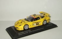 Chevrolet Corvette C5R Winner Daytona 2001 Minichamps 1:43 AC4 011402