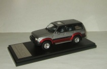 Тойота  Toyota Land Cruiser 80 Turbo 4WD VX-LTD 1989 Hi Story 1:43 HS124AT