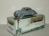 Nash Ambassador Coupe 1939 Brooklin Models 1:43