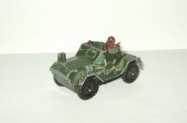 Даймлер Daimler Scout Car 4x4 1967 Corgi 1:72 Made in Great Britain