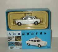 Wolseley 1800 Police London Great Britain Corgi Vanguards 1:43 VA08501