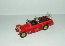 Rolls Royce Пожарный Models of Yesterday Matchbox 1:50