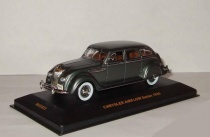 Крайслер Chrysler Airflow Sedan 1936 IXO Museum 1:43 MUS033
