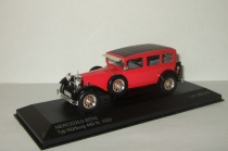 лимузин Мерседес Бенц Mercedes Benz Typ Nurburg 460 N 1929 IXO Whitebox 1:43