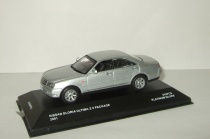 Ниссан Nissan Gloria Ultima Z V Package 2001 Серебристый J-Collection 1:43 JC02007SL