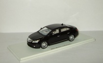 Бьюик Buick LaCrosse 2011 Черный Luxury Collectibles 1:43