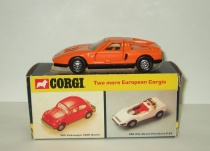 Мерседес Бенц Mercedes Benz C111 1969 Corgi Toys Whizzwheels 1:43 Made in Gt Britain