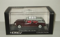 Ситроен Citroen ID 19 Break 1968 Norev 1:43 155057